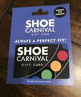 Shoe Carnival $50 Gift Card For Sale