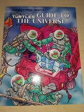 GUIDE TO UNIVERSE/EASTMAN AND LAIRD'S TEENAGE MUTANT NINJA By Erick Wujcik used