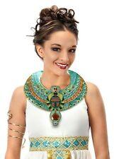 Egyptian Pharaoh Cleopatra Collar (Halloween costume accessories) Queen Princess