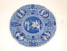 Wandteller Teller Keramik Italien XIXJh.