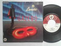 """Gazebo / Lunatic 7"""" Vinyl Single 1983 mit Schutzhülle"""