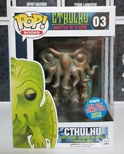 2015 NYCC Exclusive Patina Cthulhu Funko Pop! Vinyl - HP Lovecraft
