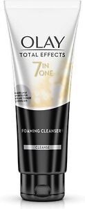 Olay Face Wash Total Effects 7 in 1 Exfoliating Cleanser, 100g pack of 1
