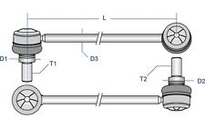 MOOG Travesaños/barras, estabilizador RENAULT TWINGO RE-LS-3072