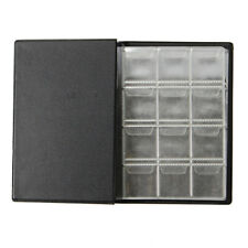 120 Coin Collection Storage Holder Money Penny Album Stamp Pockets