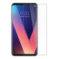 [3-Pack] Premium HD Clear Tempered Glass LCD Screen Protector For LG V30