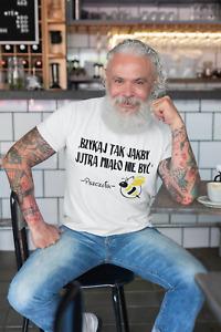 Polska Koszulka Polish T-shirt Smieszna Funny