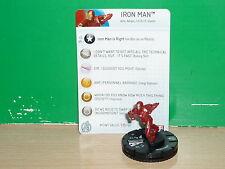 HEROCLIX MARVEL Captain America Movie Civil War - 002 Iron Man