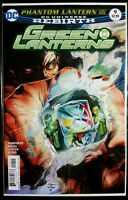 GREEN LANTERNS #9 (REBIRTH 2016 DC Comics) Comic Book NM