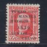 ESPAÑA (1936) NUEVO SIN FIJASELLOS MNH - EDIFIL 741 (30 cts) VUELO MANILA LOTE 2