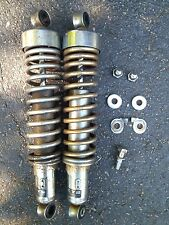 YAMAHA XJ 650 MAXIM REAR SHOCK SET VINTAGE CRUISER PARTS