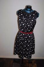 Black and White Spotted Dress Size 12 NWT