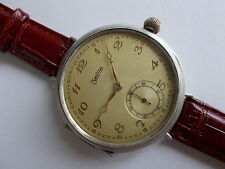 ZenTra champagne colored dial, just full restored and serviced perfect working