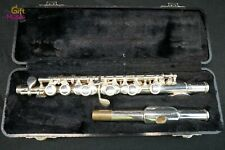 *EXCELLENT* GEMEINHARDT 4SP SILVER PICCOLO - READY TO PLAY