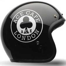 Open Face Graphic Men Motorcycle Helmets