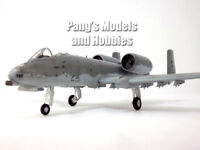 A-10 Thunderbolt II ( Warthog ) 1/72 Scale Assembled and Painted Plastic Model