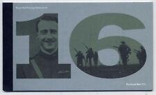 GB 2016 World War 1 ~Prestige Stamp Booklet~DY18~Unmounted Mint
