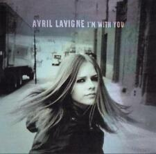 Avril Lavigne: I'm With You PROMO w/ Artwork MUSIC AUDIO CD ARPCD5201 1track USA
