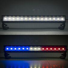 139.3mm 15 LED Dach Lampe Lichtleiste for 1/8 1/10 RC Ferngesteuertes Auto