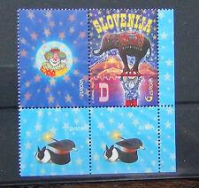 Slovenia 2010 Europa Circus MNH