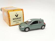 Norev Hachette 1/43 - Renault Megane 2003 Verte