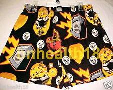 Guitar Hero Video Game Xbox Playstation Men Boxer Short Pajama Sz XL (40-42) NWT