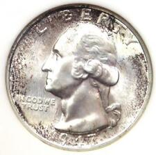 1947-S Washington Quarter 25C - Certified NGC MS67 CAC - Rare MS67 - $260 Value!