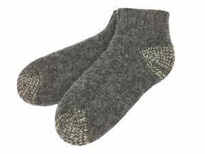 100% Wool Natural Ankle Sock by Dachstein Woolwear from Austria