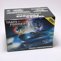 Transformers BotCon Punch / Counterpunch TFCC Club with Box 100% Complete Figure