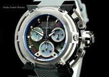 New Invicta 18344 Reserve X-Wing SWISS MADE Chronograph GREY Strap Watch