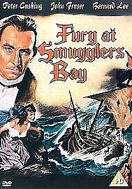 Fury At Smuggler's Bay (DVD, 2003)