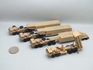 1/144 U.S THAAD anti-ballistic missile defense system