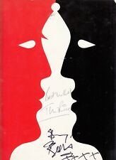 SIR TIM RICE AND BENNY ANDERSON HAND SIGNED PROGRAMME FOR CHESS SIGNED ON FRONT