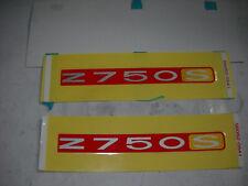 KAWASAKI DECALCO EMBLEMI COPPIA FIANCATE CODONE Z750S 56052-0541