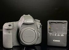 Canon EOS 6D 20.2MP Digital SLR Camera - Black (Body Only) Great Condition!