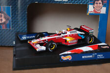 HOT WHEELS F1 WILLIAMS FW21 ALEX ZANARDI  1:43