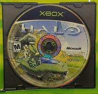 Halo -  Original OG Microsoft Xbox Game Tested + Working