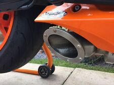 ktm rc8 exhaust FLANGED 97db at 5000 rpm