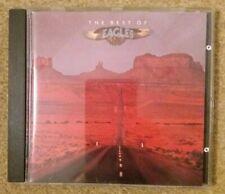 EAGLES The Best Of CD Greatest Hits Hotel California Lyin' Eyes Desperado