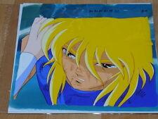 Cel Japanimation Saint Seiya Cygnus Hyoga Japanese Animation