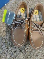 Toddler Size 11 Eddie Bauer Deck Shoes New