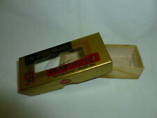 Vintage EMPTY L & S Bass-Master #1532 Fishing Lure Box  Lot W-536