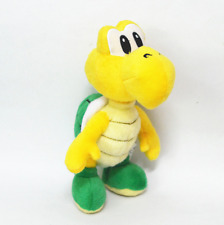 Super Mario Bros Green Koopa Troopa Plush Stuffed Doll 6""