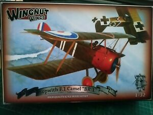 Wingnut Wings 1/32  Sopwith F.1 Camel BR.1 model kit 32070