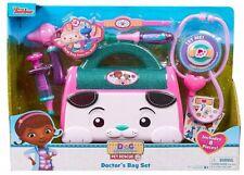 Doc McStuffins Pet Rescue Bag Set Ages 3+ Doll House Hospital Mobile Play Doctor