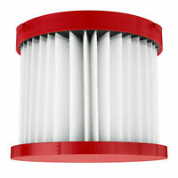 1x Filter For Milwaukee 49-90-1900 0780-20 0880-20 Replace Filter Vacuum Cleaner