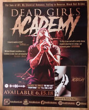 Music Poster Promo Dead Girls Academy ~ Alchemy