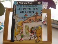 LE SCRAMEUSTACHE T24 LE CRISTAL DES ATLANTES BE/TBE COLLECTION PIRATE