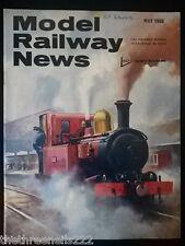 MODEL RAILWAY NEWS - MAY 1966