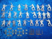 Konvolut 26 Merten Kunststoff Figuren Rohlinge Zuaven Fremdenlegion 4cm